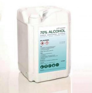ไอพีเอ แอลกอฮอล์ 70% (IPA alcohol 70%)